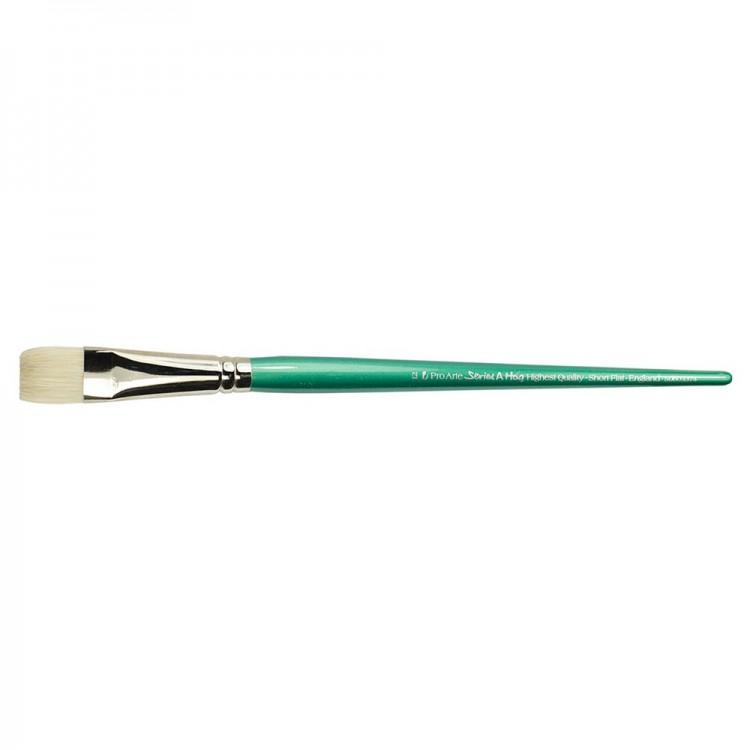 Pro Arte : Brush : Series A Hog : Short Flat : Size 12