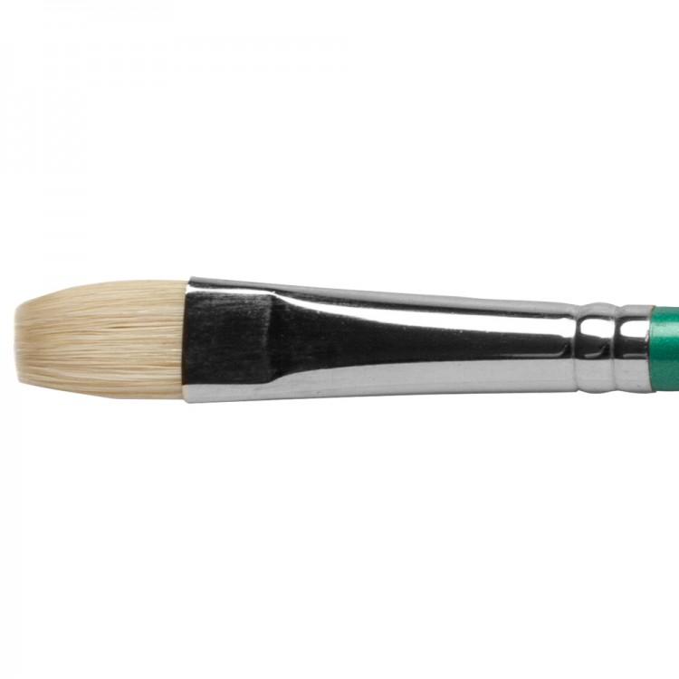 Pro Arte : Brush : Series A Hog : Short Flat : Size 8