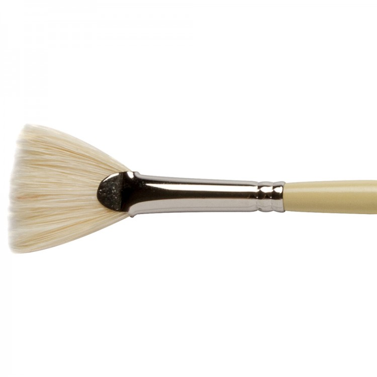 Pro Arte : Brush - series E Hog - fan - size 4