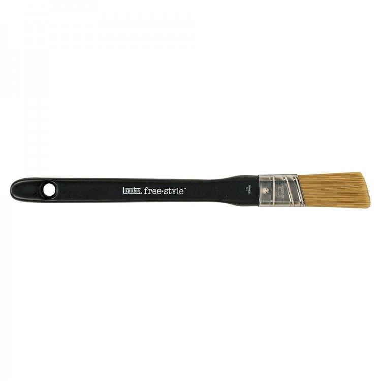 Liquitex Brush MURAL ANGLE 1 INCH
