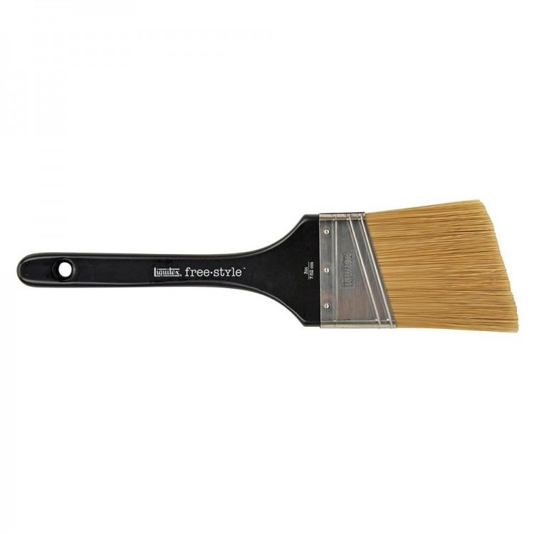 Liquitex Brush MURAL ANGLE 3 INCH
