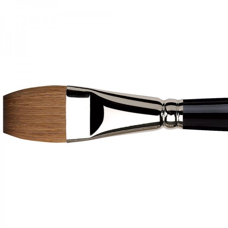 Da Vinci : Maestro : Kolinsky Tobolsky Sable : Series 1301 Flat Size 20
