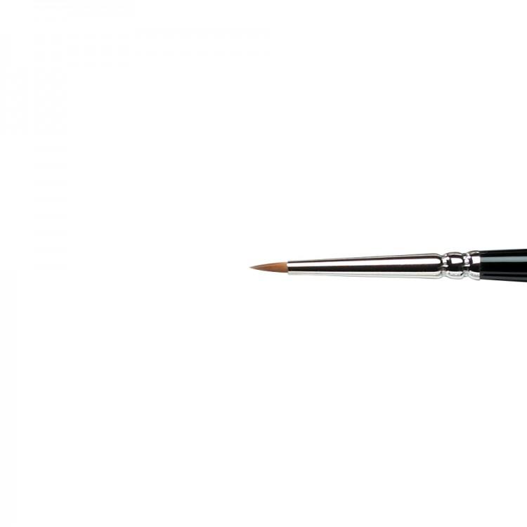 Winsor & Newton : Kolinsky Sable Miniature Round : Series 7M : No 1