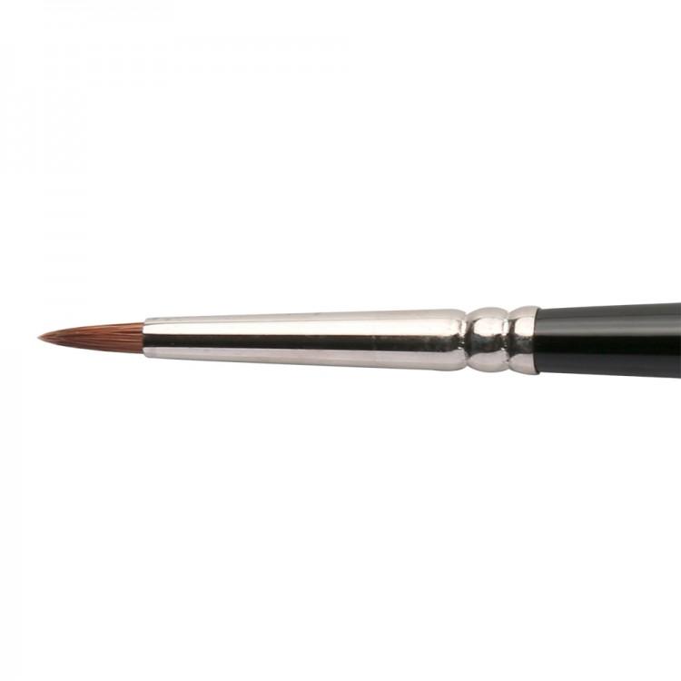 Winsor & Newton : Kolinsky Sable Miniature Round : Series 7M : No 3