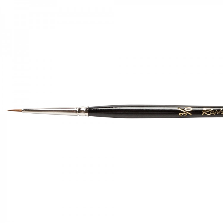 Raphael : Kolinsky Red Sable Brush : series 8404, size 3/0