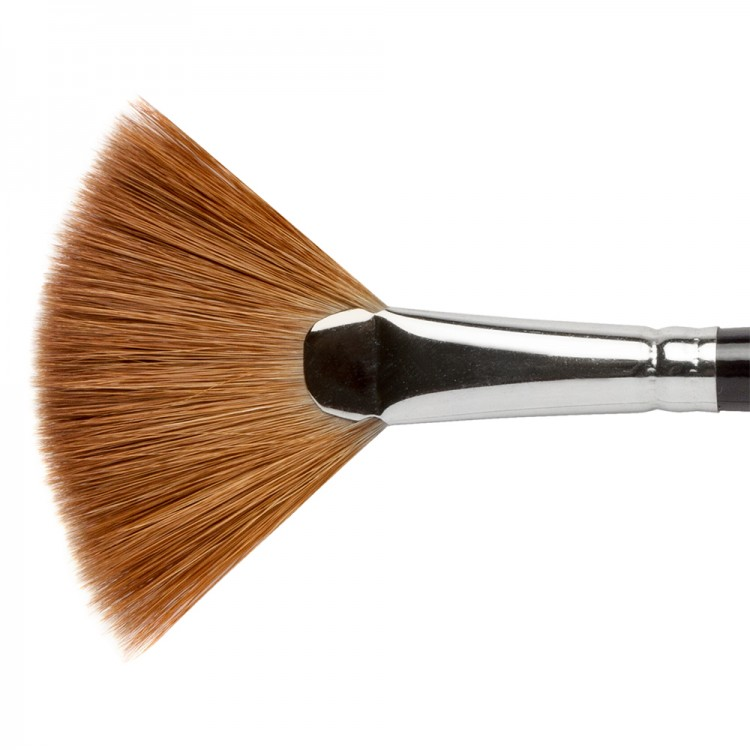Jackson's : Red Sable Brush : Series 912 : Fan : Large