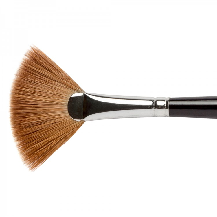 Jackson's : Red Sable Brush : Series 912 : Fan : Medium