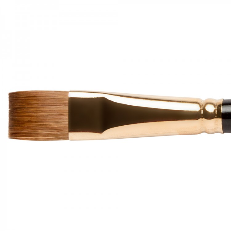 Jackson's : Red Sable Brush : Series 917 : Bright : Size 5/8in