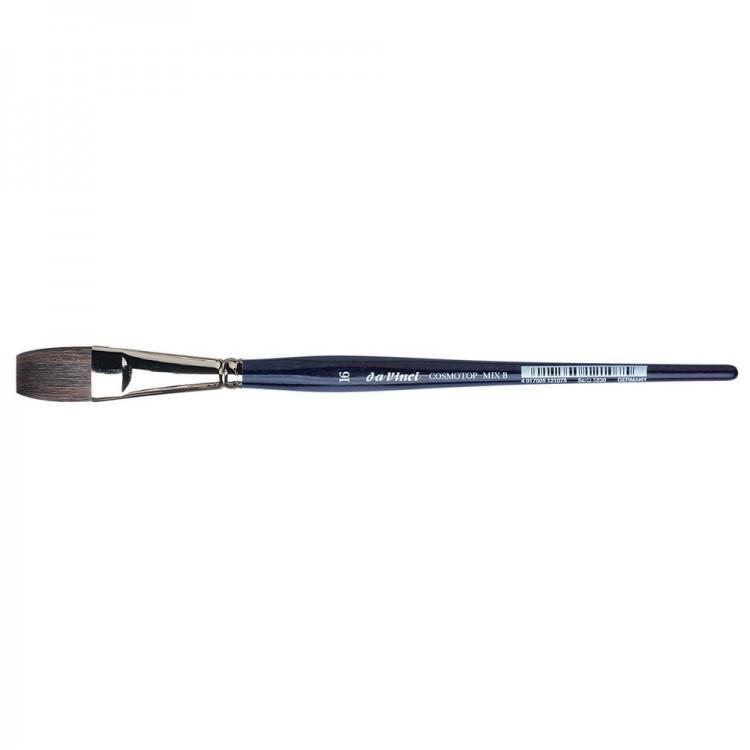 Da Vinci : Cosmotop-Mix B : Series 5830 : Flat : Size 16 (1/2in)