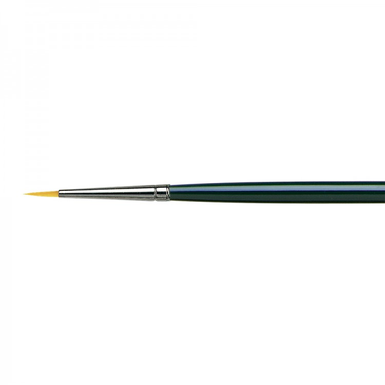 Da Vinci : Nova : Synthetic Hair Brush : Series 1670 : Round : Size 1