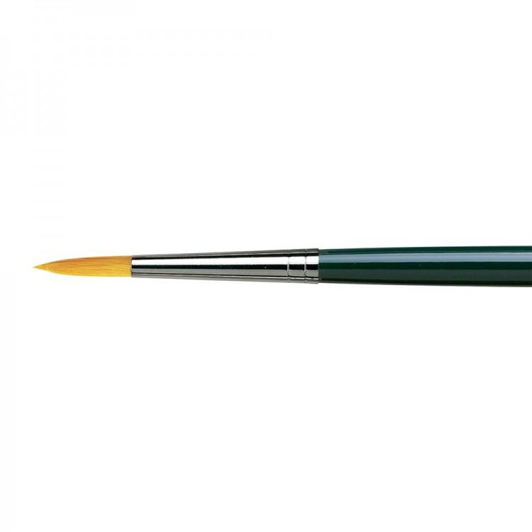 Da Vinci : Nova : Synthetic Hair Brush : Series 1670 : Round : Size 10