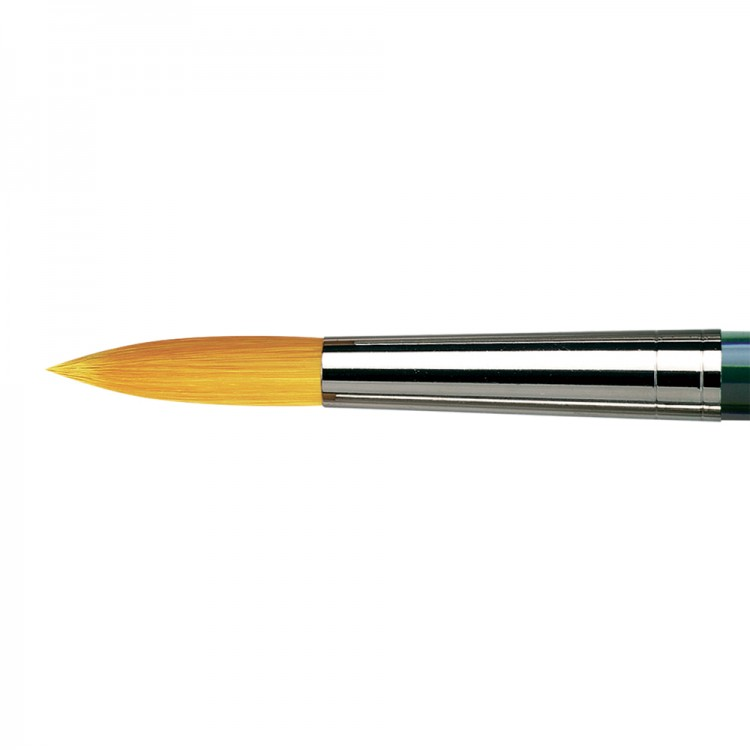 Da Vinci : Nova : Synthetic Hair Brush : Series 1670 : Round : Size 28