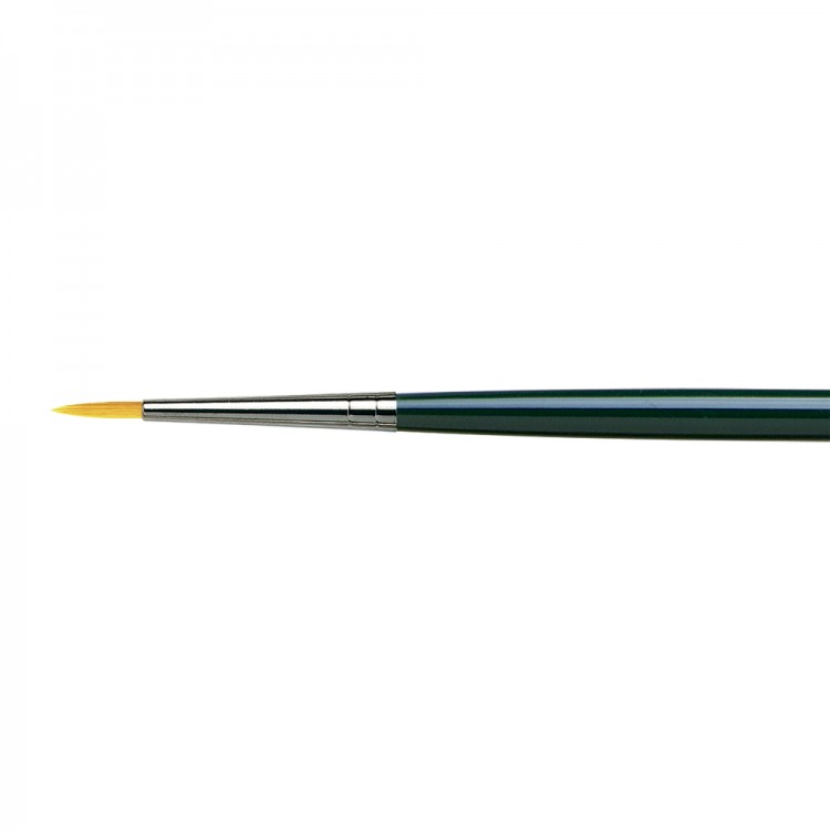 Da Vinci : Nova : Synthetic Hair Brush : Series 1670 : Round : Size 4