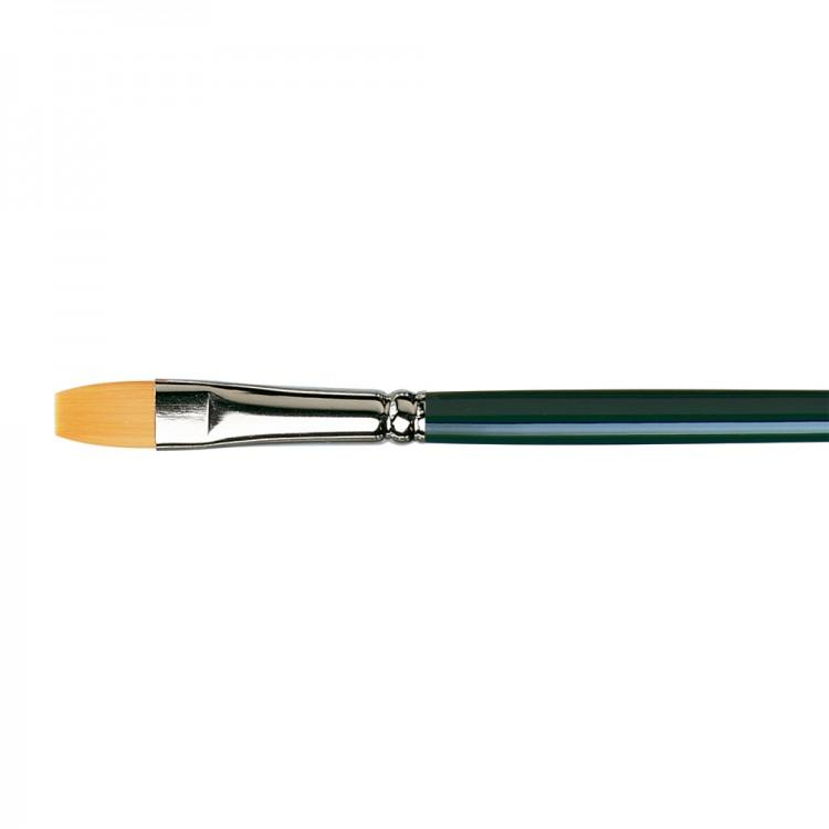 Da Vinci : Nova : Synthetic Hair Brush : Series 1870 : Bright : Size 12
