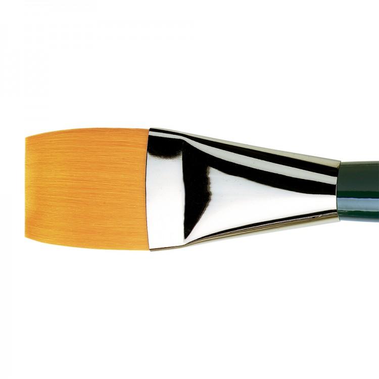 Da Vinci : Nova : Synthetic Hair Brush : Series 1870 : Bright : Size 35