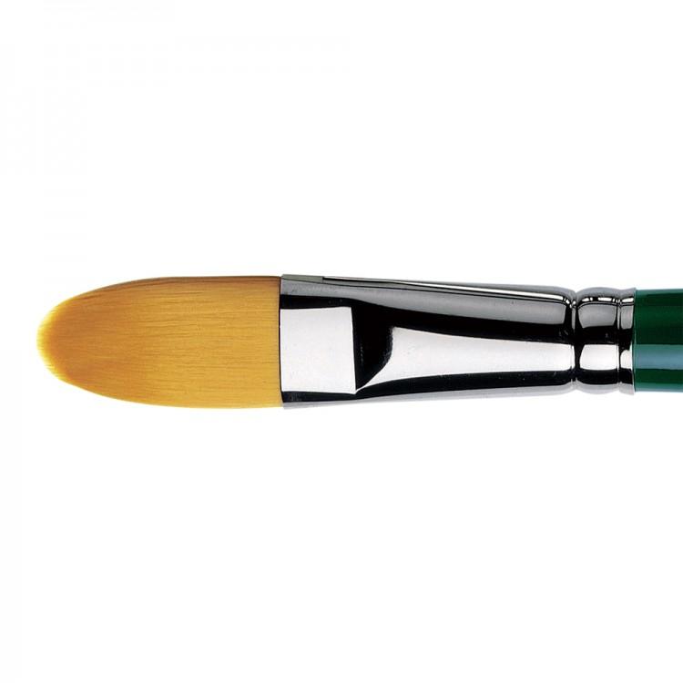 Da Vinci : Nova : Synthetic Hair Brush : Series 1875 : Filbert : Size 20