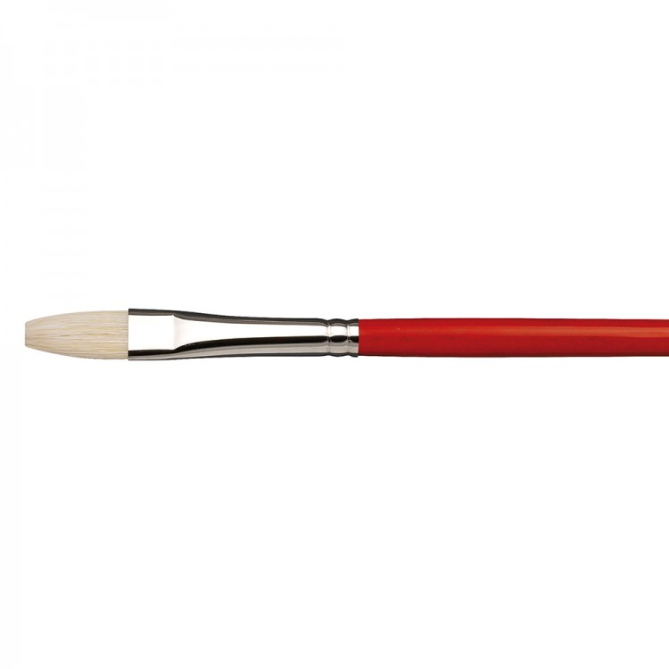 Da Vinci : Maestro 2 : Bristle Brush : Series 5023 : Flat : Size 6