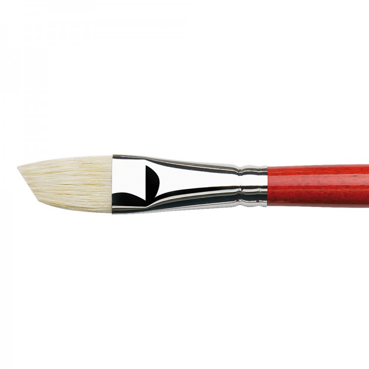 Da Vinci : Maestro 2 : Bristle Brush : Series 5127 : Slanted Edge : Size 16