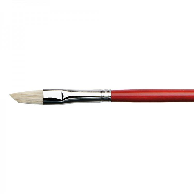 Da Vinci : Maestro 2 : Bristle Brush : Series 5127 : Slanted Edge : Size 8