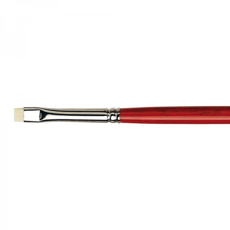 Da Vinci : Maestro 2 : Bristle Brush : Series 7223 : Extra Short Flat : Size 6
