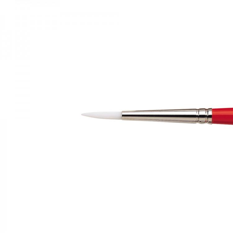 Winsor & Newton : University Brush : Series 233 : Round : No 4