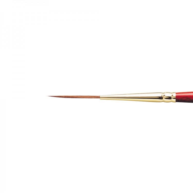 Winsor & Newton : Sceptre Gold Brush : Series 303 : Lettering : No 0