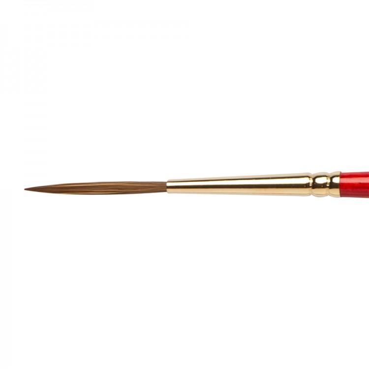 Winsor & Newton : Sceptre Gold Brush : Series 303 : Lettering : No 2