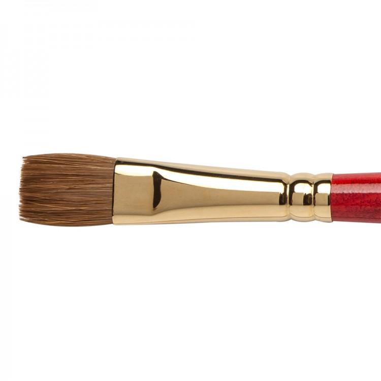 Winsor & Newton : Sceptre Gold Brush : Series 606 : One Stroke : 1/2In