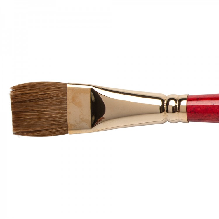 Winsor & Newton : Sceptre Gold Brush : Series 606 : One Stroke : 3/4In