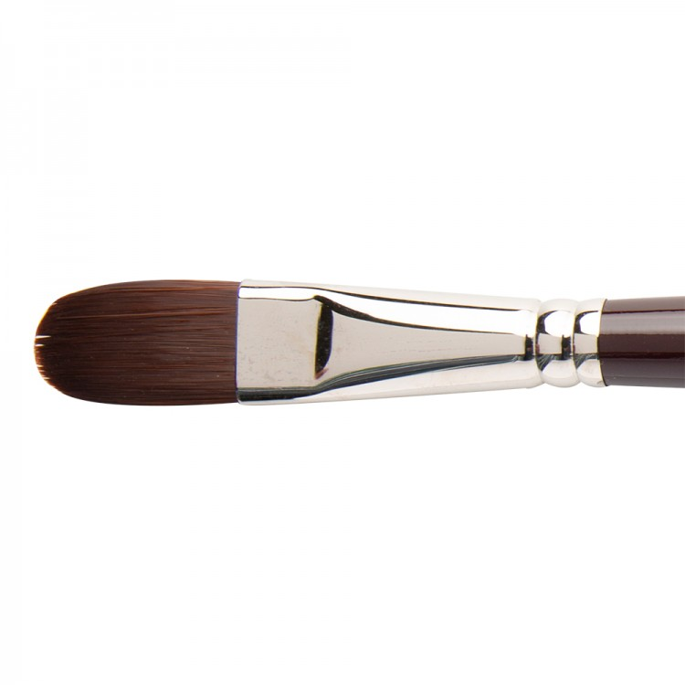 W&N : Galeria Brush : Long Handled : Filbert : No 18