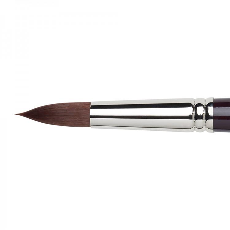 W&N : Galeria Brush : Long Handled : Round : No 20