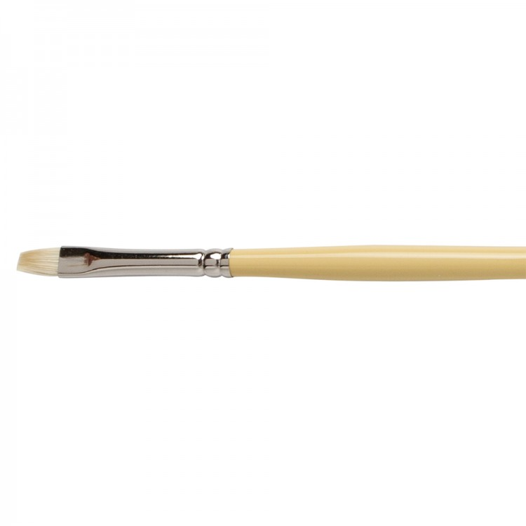 Winsor & Newton : Artist Hog Brush : Short Flat : No 2