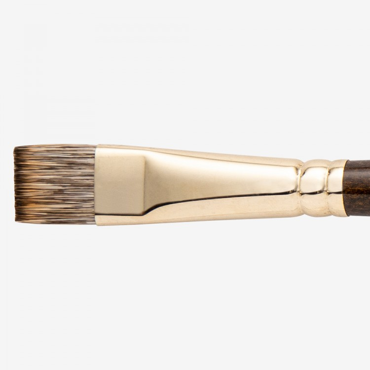 Winsor & Newton : Monarch Brush : Bright : No.14