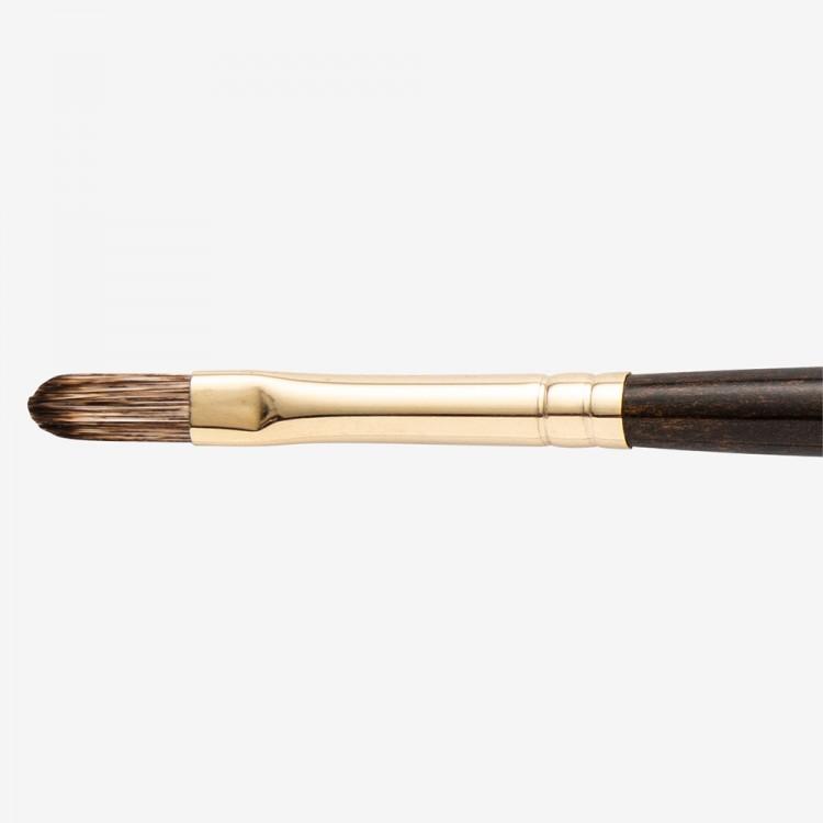 Winsor & Newton : Monarch Brush : Filbert : No.6