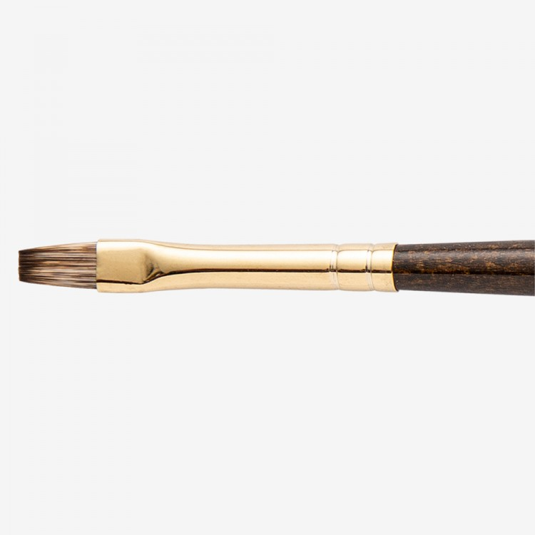 Winsor & Newton : Monarch Brush : Flat : No.4