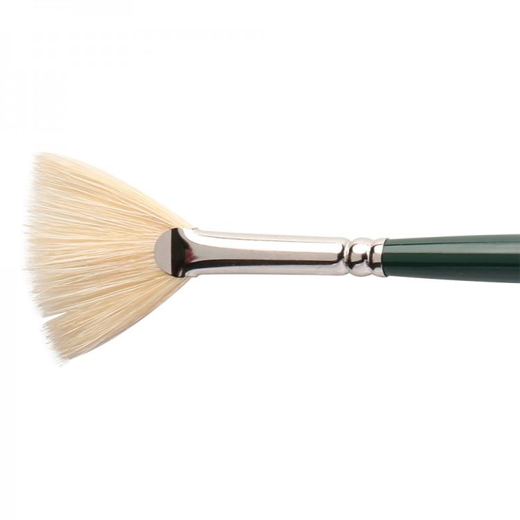 Winsor & Newton : Winton Brush : Fan : No 3