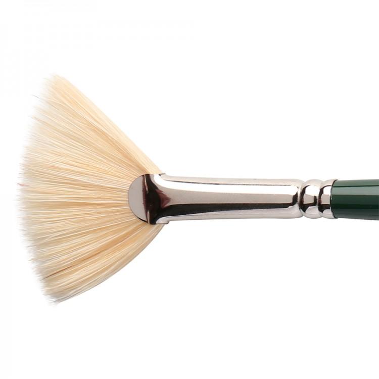 Winsor & Newton : Winton Brush : Fan : No 5