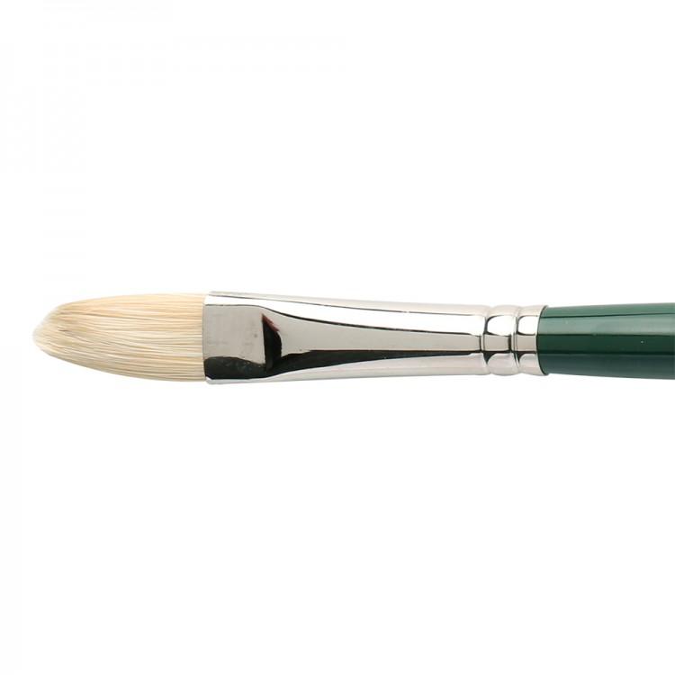Winsor & Newton : Winton Brush : Filbert : No 8
