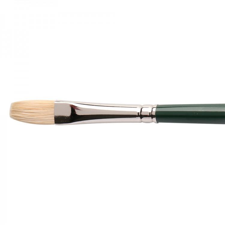 Winsor & Newton : Winton Brush : Long Flat : No 6