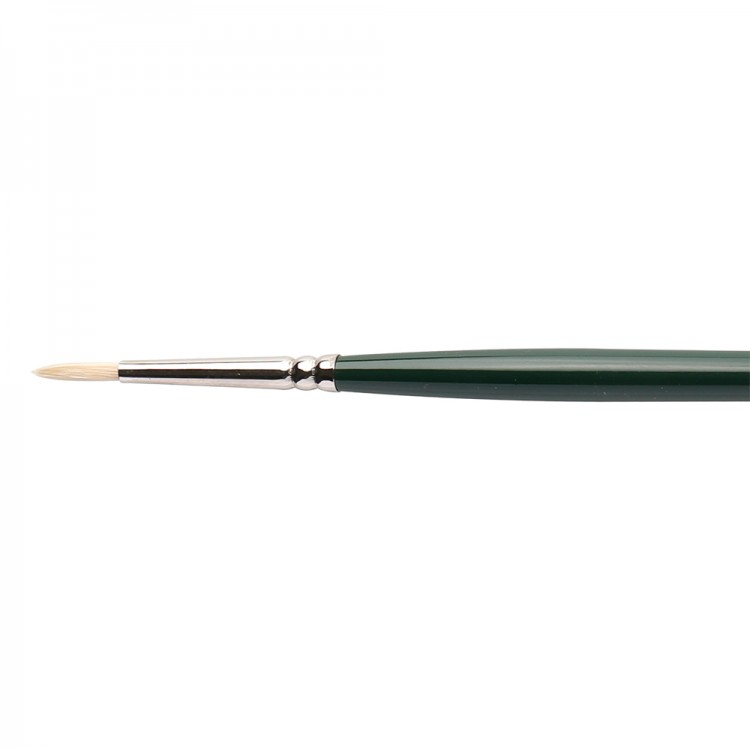 Winsor & Newton : Winton Brush : Round : No 1