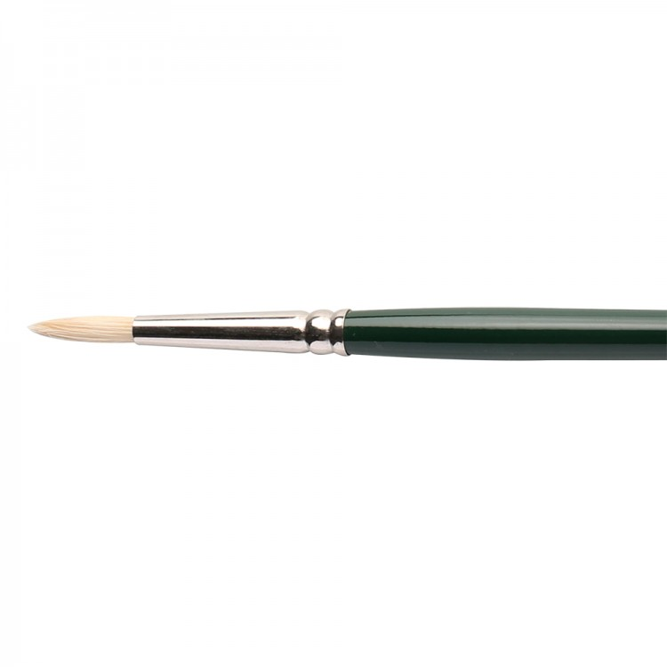 Winsor & Newton : Winton Brush : Round : No 3