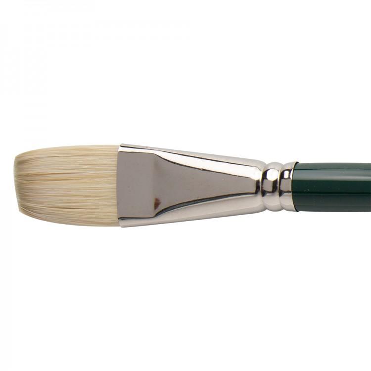 Winsor & Newton : Winton Brush : Short Flat : No 14