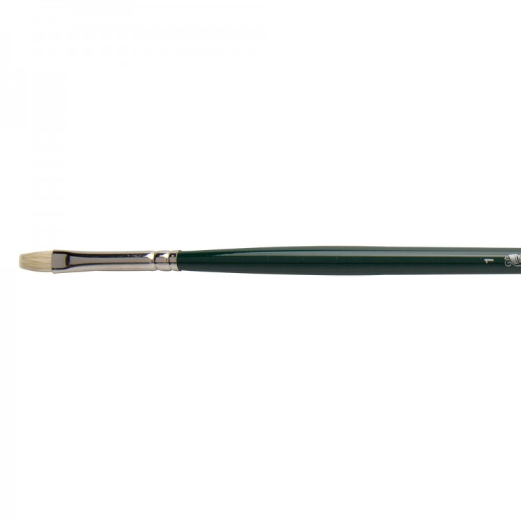 Winsor & Newton : Winton Brush : Short Flat : No 1