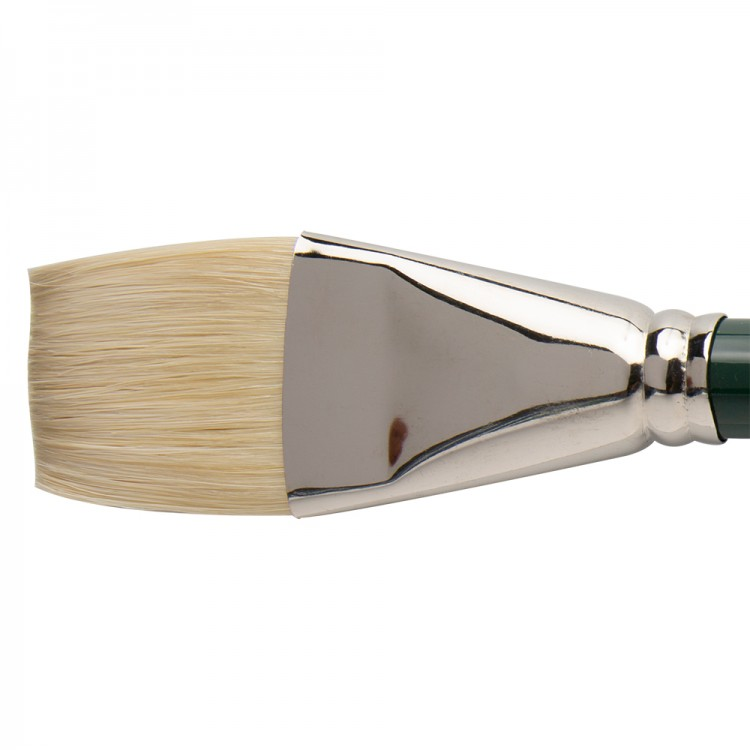 Winsor & Newton : Winton Brush : Short Flat : No 20