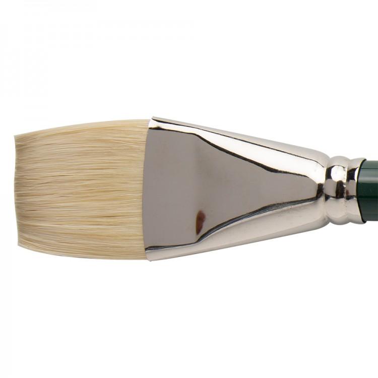 Winsor & Newton : Winton Brush : Short Flat : No 20