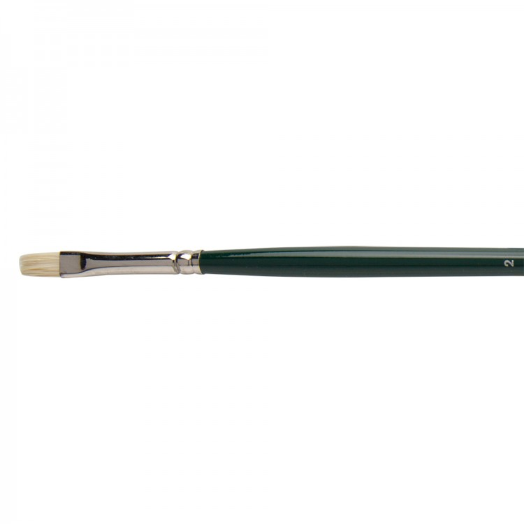 Winsor & Newton : Winton Brush : Short Flat : No 2