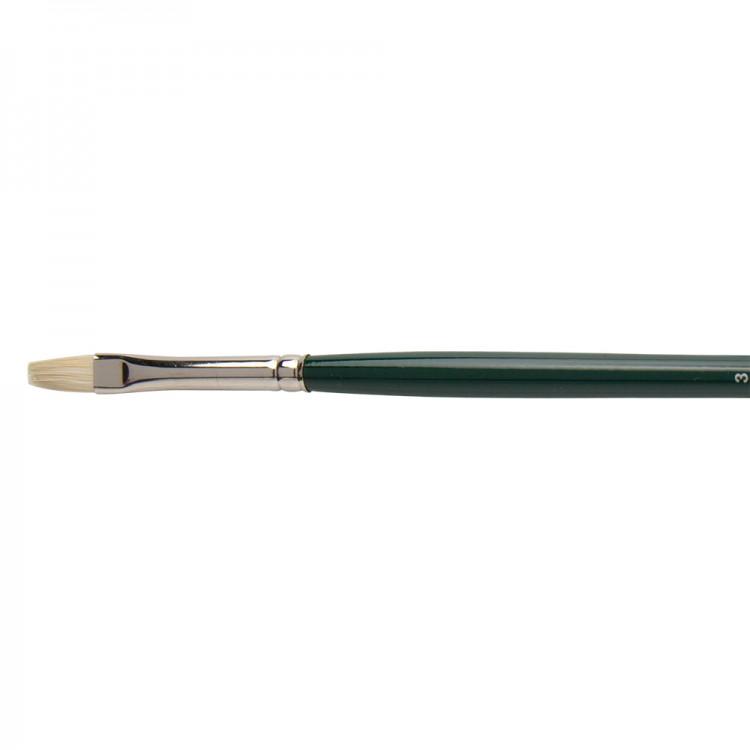 Winsor & Newton : Winton Brush : Short Flat : No 3