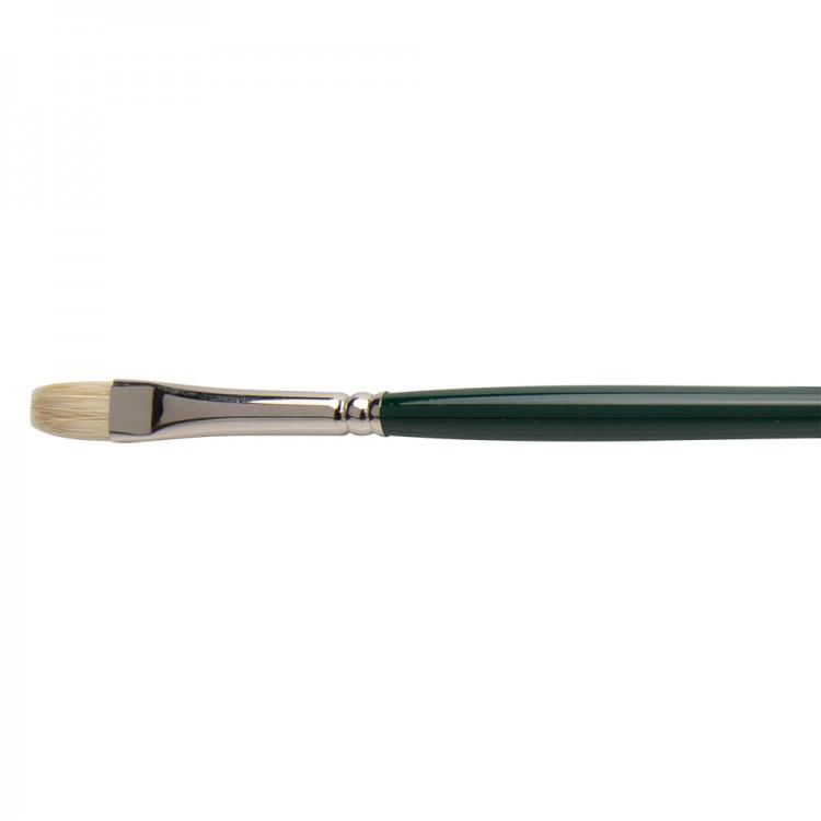 Winsor & Newton : Winton Brush : Short Flat : No 4