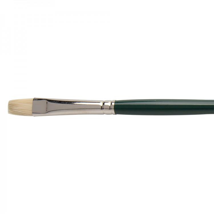 Winsor & Newton : Winton Brush : Short Flat : No 6