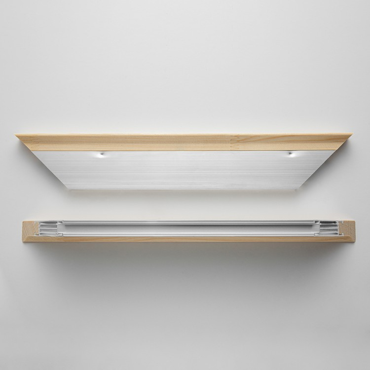 Jackson's : Alu Pro : Museum : 25mm : 40cm : Aluminium Stretcher bar Pair : Slim Profile